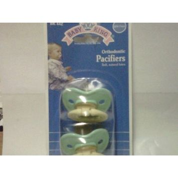 Baby King Soft Silicone Pacifiers