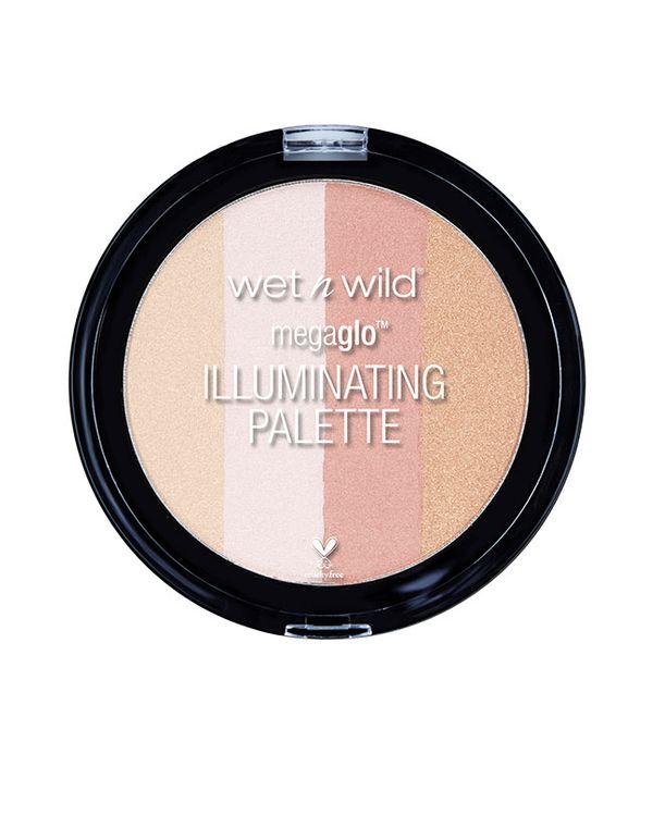 wet n wild MegaGlo Illuminating Powder-Catwalk Pink - MegaGlo Illuminating Powder