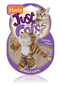 Hartz Just For Cats® Jungle Cats™ with Catnip