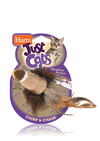 Hartz Just For Cats® Chirp 'n Chase®