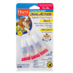 Hartz® UltraGuard® Dual Action™ Topical Flea and Tick Prevention for Dogs and Puppies