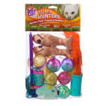 Hartz Just For Cats® Super Hunters™ Variety Pack Cat Toy