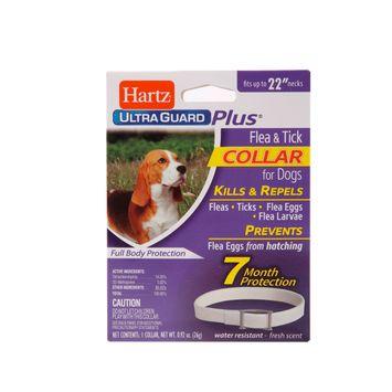 Hartz® UltraGuard Plus® Flea & Tick Collar for Dogs