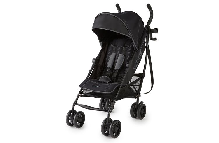 Summer Infant 3Dlite®+ Convenience Stroller