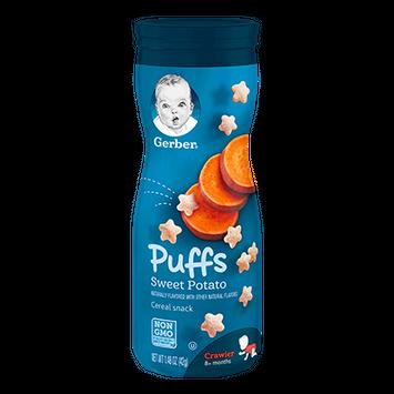 Gerber Puffs Sweet Potato - 1.48oz