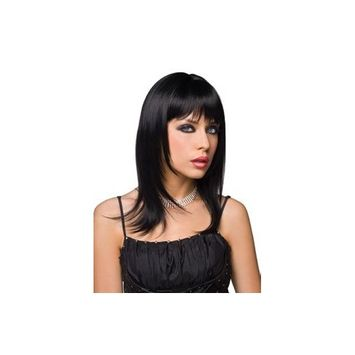 Pleasure Wigs Steph Wig, Black