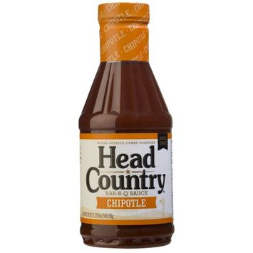 Head Country Chipotle BBQ Sauce