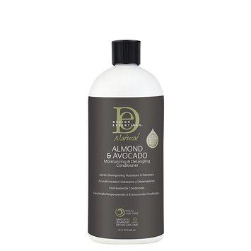 Design Essentials Almond & Avocado Moisturizing/Detangling Conditioner, 32 Ounce