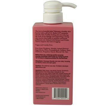 Medix 5.5 Retinol Cream with Ferulic Acid Anti-Sagging Treatment. Targets Crepey Wrinkles and Sun Damaged Skin. Anti-Aging Cream Infused With Black Tea, Aloe Vera, And Chamomile