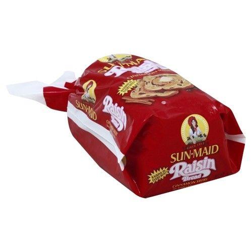 Sun-Maid® Cinnamon Swirl Raisin Bread 16 oz. Bag