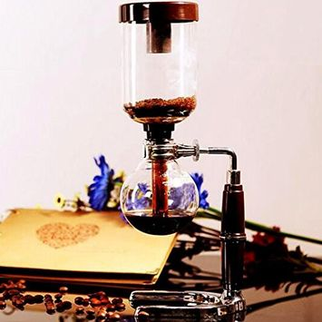 Boeng 5-Cup Coffee Syphon Tabletop Siphon (Syphon) Coffee Maker