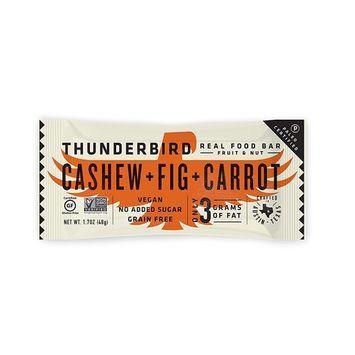 Thunderbird Gluten Free Non-GMO Vegan Cashew Fig & Carrot, 1.7 Oz.