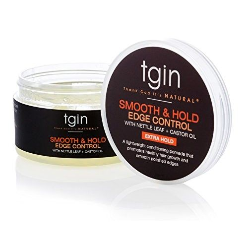 PACK OF 3] TGIN SMOOTH & HOLD EDGE CONTROL 4OZ : Beauty