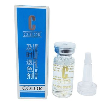 Microblading Supplies BLEACHING CORRECTOR In Time Permanent Makeup Ink Pigment Removal 1/2 Oz