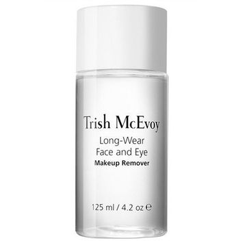 Trish McEvoy Face and Eye Makeup Remover - Large 4.2oz (125ml) by Trish McEvoy