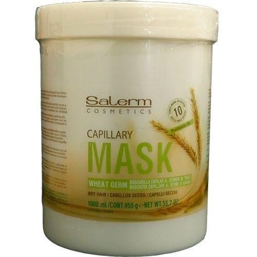 Salerm Wheat Germ Conditioning Treatment 1000ml Sale!