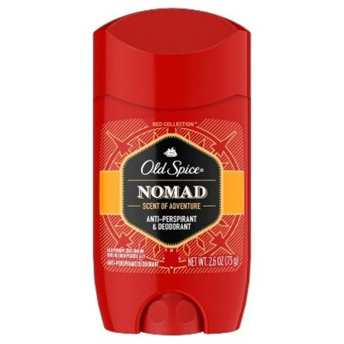 Spice Red Collection Nomad Invisible Solid Antiperspirant and Deodorant - 2.6oz