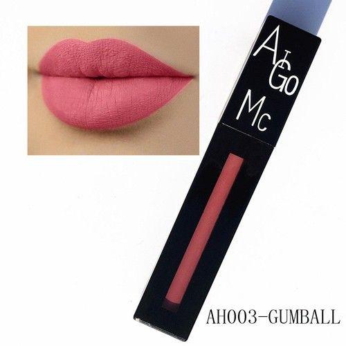 Star_wuvi 12 Colors SuperStay Matte Ink Liquid Lipstick,Waterproof Long Lasting Durable Matte Lipstick, Fashionable Colors Lipsticks Set,Matte Lip Gloss