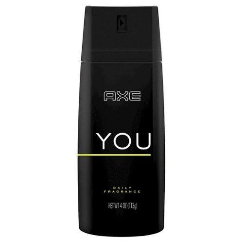 AXE Body Spray for Men YOU 4.0 oz.(pack of 3)