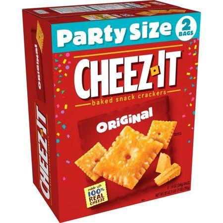 Cheez-it Party Size