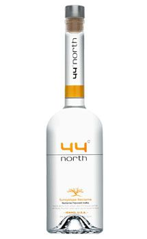 44 Degree North Sunnyslope Nectarine Vodka