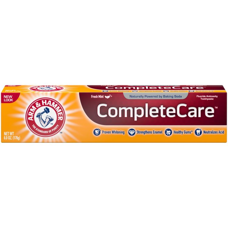 ARM & HAMMER™ Complete Care™ Toothpaste