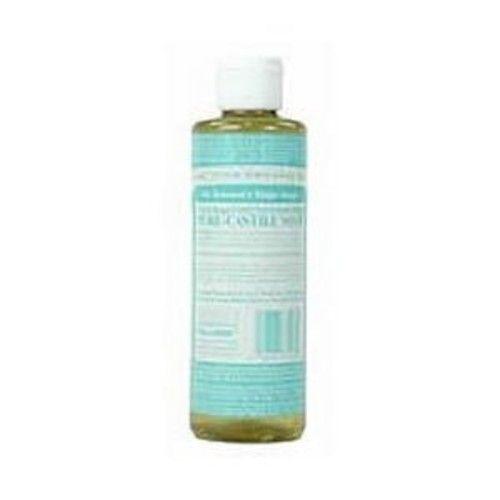 Dr. Bronner's Magic Soaps Castile Soap, Organic, Baby Mild, 8 Oz (Multi-Pack) by Dr. Bronner