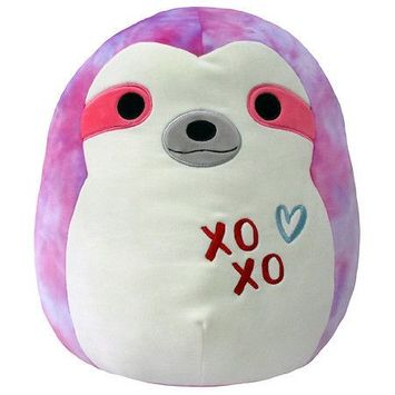 Squishmallow Tie Dyed Sloth 16 Inch - 1.0 ea