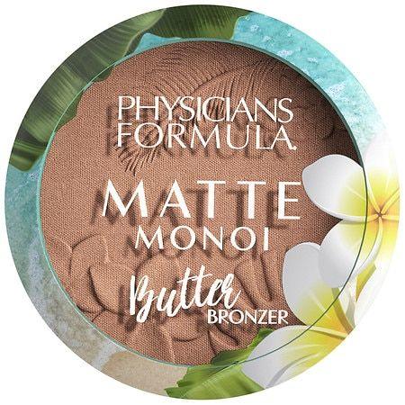 Physicians Formula Murumuru Butter Matte Monoi Butter Bronzer - Matte Bronzer - 0.38oz