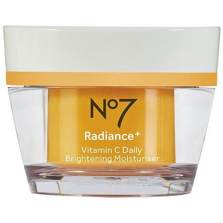 No7 Radiance+ Vitamin C Daily Brightening Moisturizer - 1.69 fl oz
