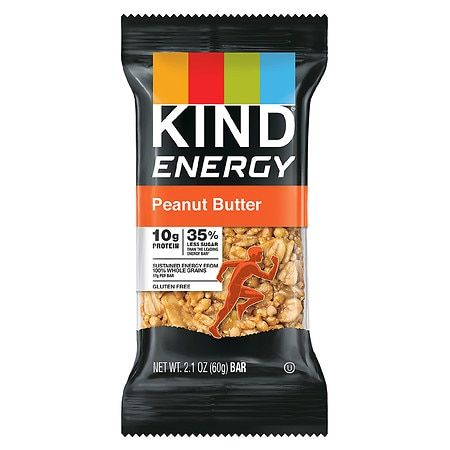 KIND Energy Bar Peanut Butter - 2.1 oz