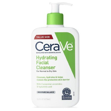 CeraVe Hydrating Cleanser 16 oz