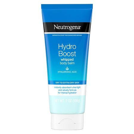 Neutrogena Hydro Boost Whipped Body Balm With Hyaluronic Acid - 7.0 oz
