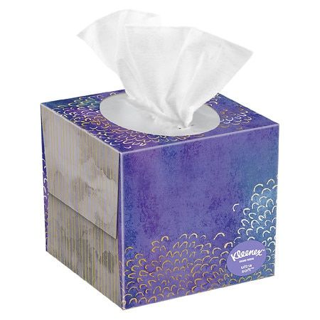 Kleenex Ultra Ultimate Soft Facial Tissue - 65ct