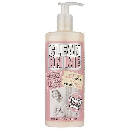 Soap & Glory Clean On Me Creamy Clarifying Shower Gel - 16.2oz