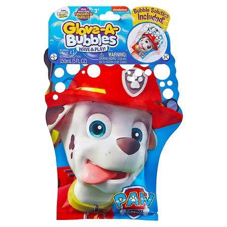 ZURU Glove-A-Bubbles PAW Patrol Bubble Maker