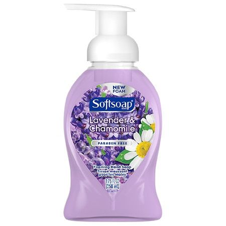 Softsoap Lavender & Chamomile Foam Hand Soap Lavender & Chamomile - 8.75 oz
