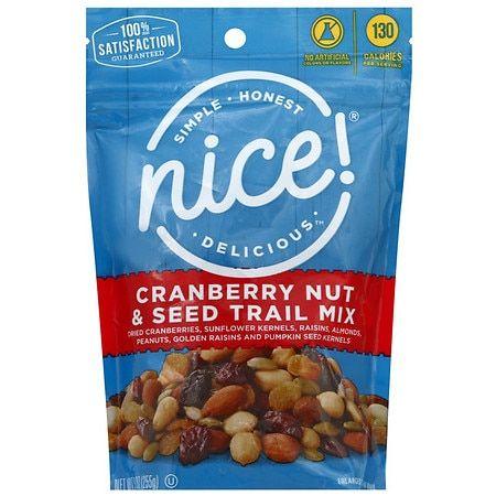 Nice! Cranberry Nut Seed Mix - 9.0 oz