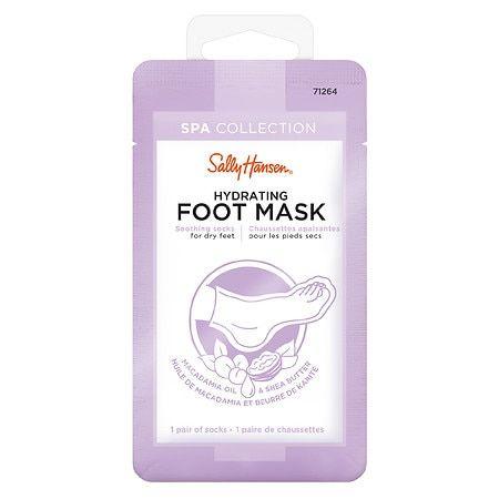 Sally Hansen Spa Collection 71264 Hydrating Foot Mask - 0.88 fl oz