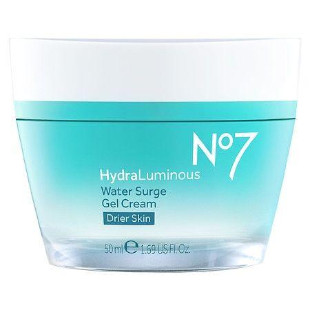 No7 HydraLuminous Water Surge Gel Cream - 1.69 fl oz