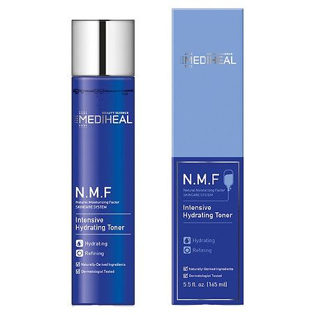 MEDIHEAL N.M.F Intensive Hydrating Toner - 5.5 fl oz
