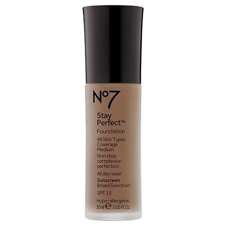 No7® Stay Perfect Foundation SPF 15