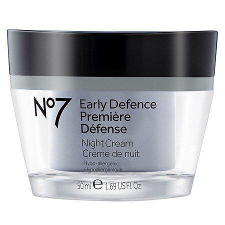 No7 Early Defence Night Cream - 1. 69oz