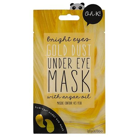 OH K! Gold Dust Under Eye Mask - 0.1 oz