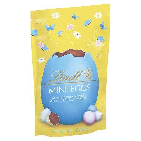 Lindt Milk Chocolate Easter Mini Eggs - 4.4oz