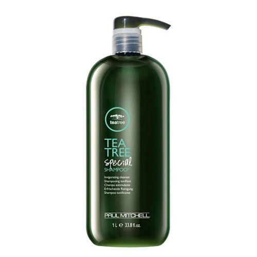 Paul Mitchell By Paul Mitchell Tea Tree Special Shampoo Invigorating Cleanser 33.8 Oz (for Men and Women)