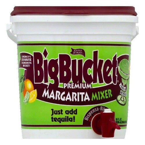 Master Of Mixes Margarita Premium Mixer, 96 OZ (Pack of 6)
