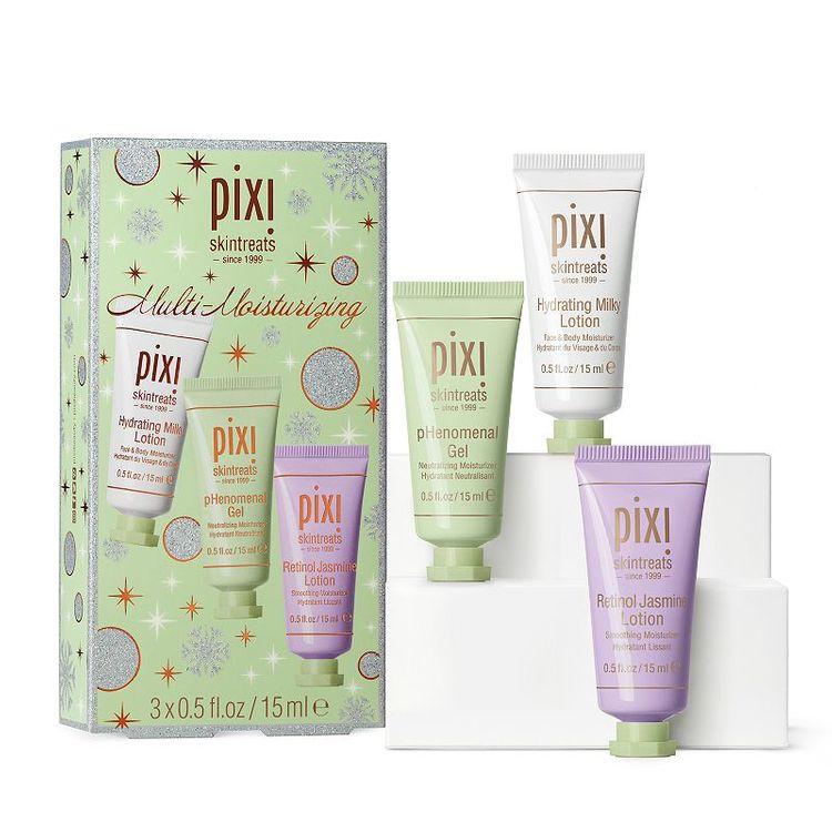 Pixi 3-Piece Multi-Moisturizing Gift Set