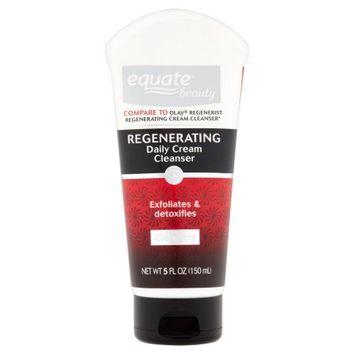 Wal-mart Stores, Inc. Equate Rejuvenating Daily Regenerating Cleanser, 5 oz