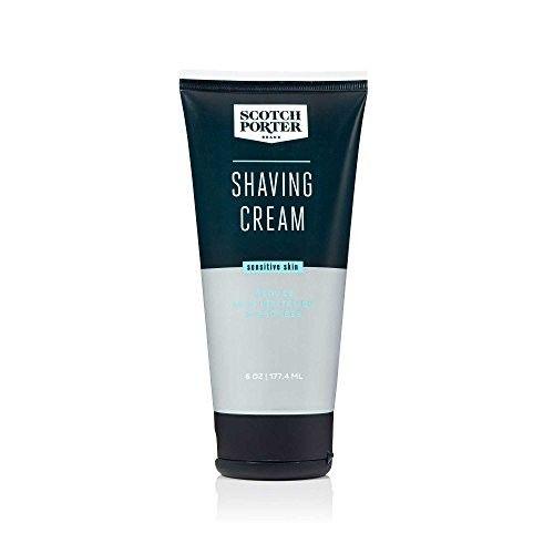 Scotch Porter - Sensitive Skin Shaving Cream - 6 oz